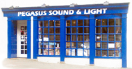 sound equipment hire edinburgh shop